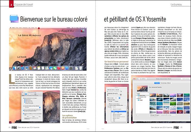 Compétence Mac 38 • Le guide complet OS X Yosemite