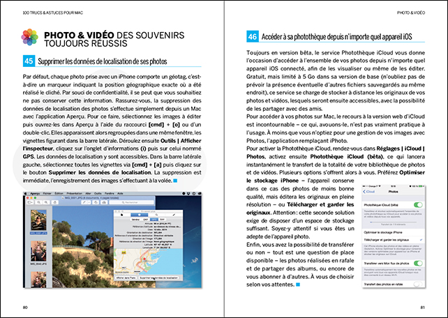 Compétence Mac • 100 trucs & astuces pour votre Mac (ebook)