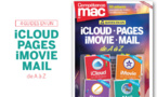 Compétence Mac 55 • 4 guides en 1 : iCloud • Pages • iMovie • Mail