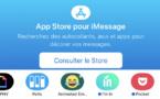 [iOS 11] Comment masquer le tiroir des applis dans Messages ?