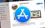 [macOS Mojave] Télécharger à nouveau macOS High Sierra depuis l'App Store
