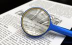 Aperçu • Utiliser la loupe pour mieux lire un document PDF