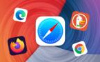 iOS 14 • Utilisez un autre navigateur que Safari sur votre iPhone