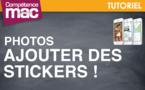 Ajouter des stickers sur vos photos • iPhone (astuce vidéo)