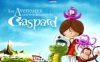 Les aventures extraordinaires de Gaspard sur iPad pour les 2-6 ans