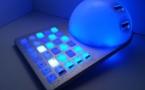 Un contrôleur MIDI en forme de boule de cristal