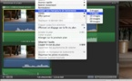 Jouer avec les marqueurs de battement dans iMovie