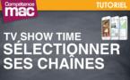 Sélectionner ses chaînes dans TVShow Time • iPhone (astuce vidéo)