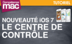 Découvrir le centre de contrôle de iOS 7 • iPhone (astuce vidéo)