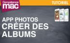 Les albums de l'app Photos • iPhone (astuce vidéo)