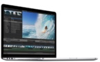 MacBook Pro 15'' Retina fin 2013, le test.
