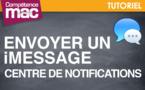 Envoyer un iMessage depuis le centre de notifications • Mavericks (tutoriel vidéo)