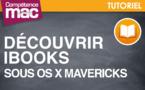 Découvrir l'application iBooks sur Mac • Mavericks (tutoriel vidéo)