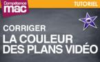 Corriger les couleurs des plans vidéo • iMovie (tutoriel vidéo)