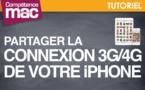 Partager la connexion 3G/4G de votre iPhone avec votre Mac • Mac (tutoriel vidéo)