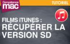 Récupérer la version SD d'un film acheté sur l'iTunes Store • Mac (tutoriel vidéo)