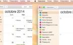 Solution en cas d'affichage flou sous OS X Yosemite