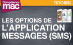 Les options de l'application Messages (SMS) • iPhone (tutoriel vidéo)