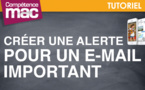 Créer une alerte pour un e-mail important • iPhone (tutoriel vidéo)