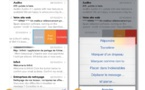 Astuce iPhone iPad • Gérer efficacement ses courriers