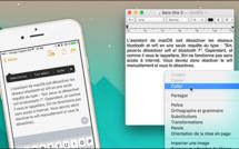 Comment copier-coller un contenu d'un appareil Apple à l'autre ?