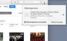 [iTunes] Comment télécharger à nouveau du contenu acheté dans le Store ?