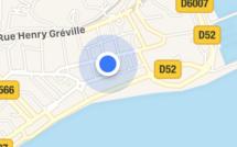 [iOS 11] Envoyez rapidement votre position à vos amis