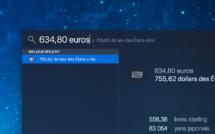 [Spotlight] Convertissez rapidement des devises en un clic