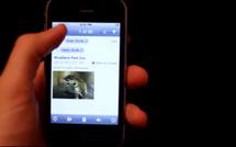 iOS 4.0 sur l'iPhone 3G, la parodie