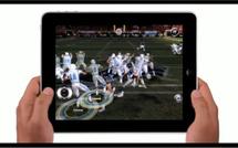 Nouvelle pub pour l'iPad (US)