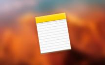 [Notes] Verrouillez vos écrits avec un mot de passe