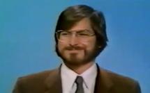 La première télévision de Steve Jobs