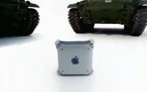 Le PowerMac G4 qui fait peur à l'armée