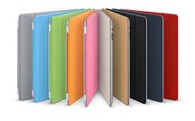 Une couverture pour l'iPad 2