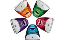 iMac G3, tout en couleur