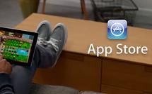 Apple présente l'AppStore sur l'iPad 2