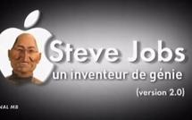 Les inventions de Steve Jobs à travers le temps et l'espace