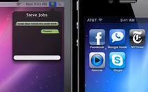iOS 5 et Mac OS X
