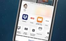 [Pratique] Réordonnez les icônes de partage de contenu sur votre iPhone