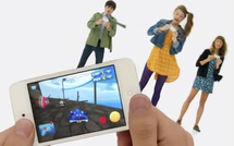 Publicité iPod Touch : Share the Fun !