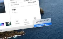 [macOS] Activer ou désactiver les actions rapides dans le Finder