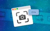 [macOS] Comment capturer en différé une image fixe de l'écran  ?