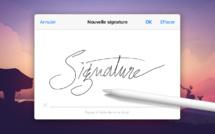 [macOS Catalina] Signez un document sur votre Mac avec votre iPhone