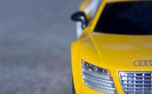Envie de piloter une Audi R8 ?