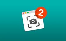 Capture d'écran • Utiliser la vignette sans perdre de temps 2/2