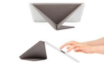 Une smart cover en mode origami