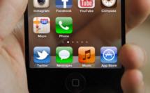 Un iPhone 5... transparent ?
