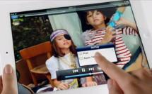 Nouvelle publicité pour l'iPad 3