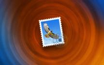 Mail • Créez rapidement un nouveau message depuis le dock