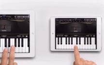 Nouvelle publicité iPad mini 2012 : Piano